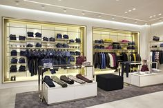 LIU•JO store by Christopher Goldman Ward, Madrid – Spain