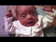 How to silent crying baby SO cute !!! - YouTube