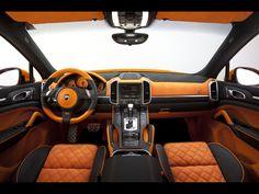 2012 Lumma Design Porsche Cayenne