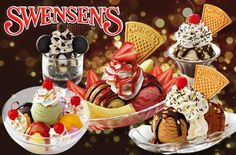40% Off: Delicious Ice Cream and More at Swensen's MOA or Eastwood for P299 instead of P500 and P599 instead of P1000