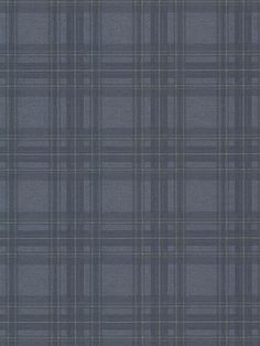 Fox Hollow Plaid Wallpaper