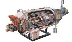 Boiler, 2d, Engineering, Hardware, Fire, Image, Computer Hardware, Technology