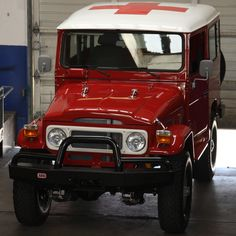 Classic Car News Pics And Videos From Around The World Toyota Fj40, Trd, Japanese Cars, Toyota Land Cruiser, Offroad, Classic Cars, Trucks, Vehicles, Rat Rods