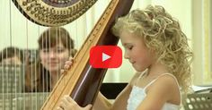 I've never heard the harp sound so beautiful.. <3
