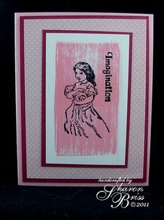 Sharon Briss: Quick and Easy Cards using RRD's Relish Reading collection