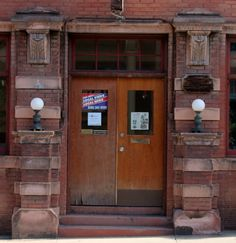 The original Copper Queen Clinic, now home to the Bisbee Daily Review