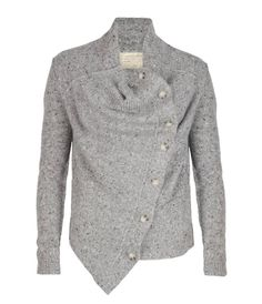 Cardigan #Sweaters #Cardigans #Grey I have something like this from anthropologie.