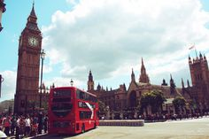 London by sophomoreright, via Flickr