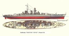 Sovetsky Soyuz-class battleship - Ideas for the Tech Tree and new ships - World of Warships official forum