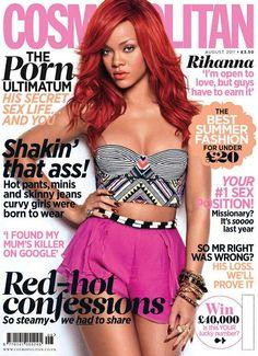 Magazine miley cyrus cosmopolitan