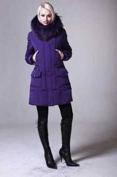 Зимние куртки и пальто