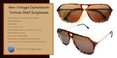 My Ebay, Tortoise Shell Sunglasses, Vintage Sunglasses, Lenses, Mens Fashion, Classic, Style, Moda Masculina, Derby