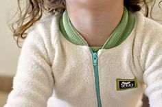 Organic cotton sherpa sleepers free of pesticides, sythetics and flame retardant chemicals.  $58