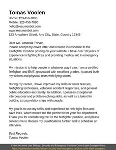 Want to create or improve your Firefighter Cover Letter Example? ATS-friendly Bot helps You ⏩ Use free Firefighter Cover Letter Examples ✅ PDF ✅ MS Word ✅ Text Format Job Letter, Letter Find, Cover Letter Sample, Cover Letter Template, Letter Templates, Cover Sheet For Resume, Resume Cover Letter Examples, Cover Letter For Resume, Firefighter Resume
