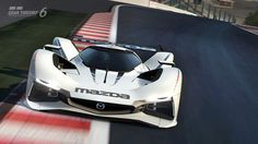 Vision Gran Turismo   Mazda LM55