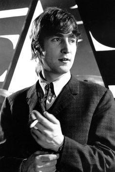 Young John Lennon in Black Spo. is listed (or ranked) 5 on the list 20 Pictures of Young John Lennon Ringo Starr, George Harrison, Paul Mccartney, Love John Lennon, John Lennon Beatles, Jhon Lennon, John Lennon Yoko Ono, Julian Lennon, Barbara Bach