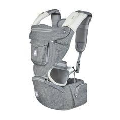 Hipporoo 10-in-1 Baby Carrier Back Strain, Teething Bibs, Dog Leash Holder, Waterproof Bibs, Ergonomic Baby Carrier, Baby Development, Baby Store, Baby Online