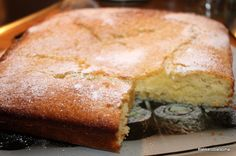 Ricottataart - Louisa's cake - Bakken Zoals Oma
