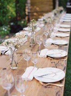 Outdoor art gallery wedding in Miami: http://www.stylemepretty.com/2014/08/18/outdoor-art-gallery-wedding-in-miami/ | Photography: http://www.jessicalorren.com/