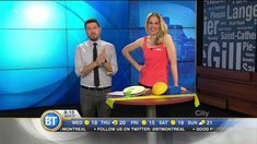 Turn your workout into a BRAIN workout! Learn the details in my BT Montreal segment!