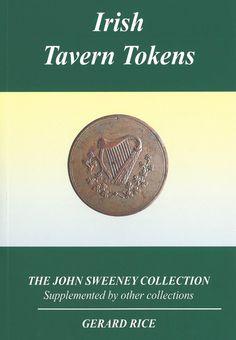 Irish Tavern Tokens, Gerald Rice