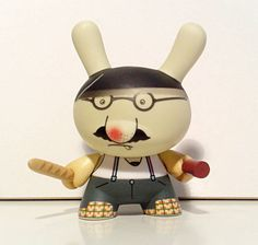 Dunny French Series - Der