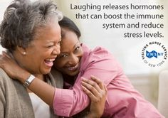 Caring for the #Caregiver During Hard Times, Think Positive and Avoid Stress