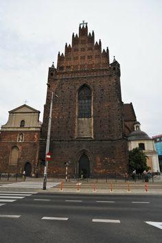 Klasztor św. Wojciecha we Wrocławiu. #wrocław #dominikanie #klasztor
