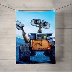 Wall E 3 Bath Towel Beach Towels