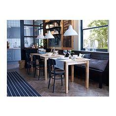 IDOLF Chair, black - IKEA