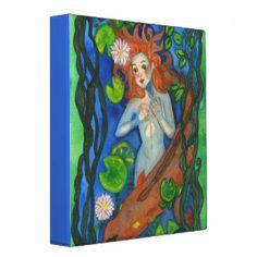 Rusalka Beastiary 3 Ring Binder Summer Tunes, Moon Fairy, Rusalka, Fairy Queen, Butterfly Fairy, Blue Fairy, Mermaid Art, Ring Binder, Blue Glitter