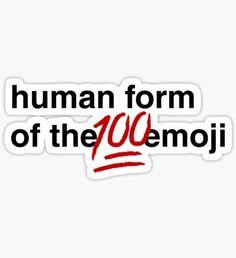 Gina Linetti - Human Form of the 100 Emoji Sticker 100 Emoji, Aura Colors, Emoji Stickers, Brooklyn Nine Nine, Cute Pins, Cartoon Drawings, The 100, Memes, Caption