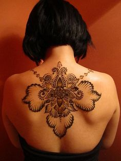 henna on Pawn by ReMarkable Blackbird, via Flickr