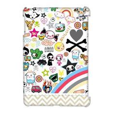 New Tokidoki Art Retina iPad Mini (iPad mini 2) Case Cover