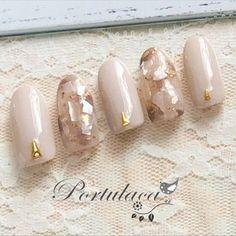 Decor - Just another WordPress site Japanese Nail Design, Japanese Nails, Bridal Nails, Wedding Nails, Art Deco Nails, Korean Nails, Kawaii Nails, Luxury Nails, Minimalist Nails