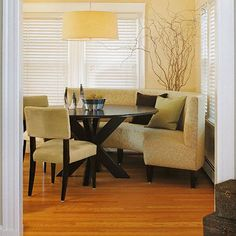 Dining Booth On Pinterest Dining Booth Banquettes And Kitchen Booths