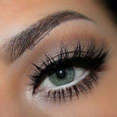 Those lashes