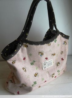 Granny bag sew along. Super cute! Missed the sewalong but the pattern is still available.