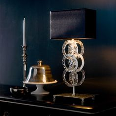 LUXURY TABLE LAMPS |