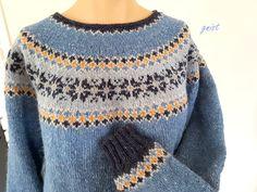 Bilderesultat for islandsgenser Men Sweater, Pullover, Knitting, Sweaters, Fashion, Needlework, Girls, Moda, Tricot