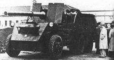 ... обозначение: Semovente Ruotato da 90/53 Breda 501