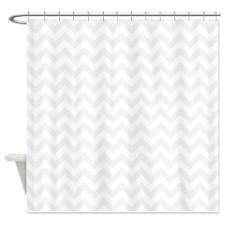 Light Grey Quatrefoil Shower Curtain | Quatrefoil, Gray and ...