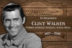 Cheyenne Wiki is a database of the classic TV western Cheyenne starring Clint Walker, airing on ABC from 1955 to 1963 Clint Walker Actor, Cheyenne Bodie, Good Old Movies, Tv Theme Songs, Tv Themes, Video Trailer, Tv Westerns, John Wayne, Classic Tv