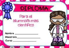 Diplomas FIN DE CURSO para premiar actitud y las capacidades (3)