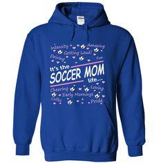 Best Soccer Mom :) https://www.sunfrog.com/Its-the-soccer-mom-life-RoyalBlue-9848343-Hoodie.html?35622