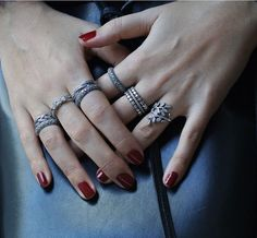 Pandora rings | www.goldcasters.com
