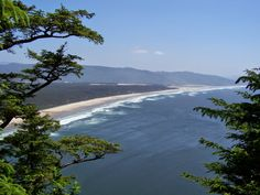 So Many Places In The World: Cape Lookout, Netart, Oregon