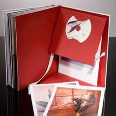 Cataloghi, brochure e depliant - Catalogo immagine con CD stampato personalizzato
