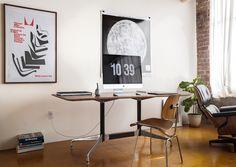 Minimal Desks - Simple workspaces, interior design: Photo