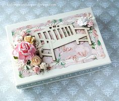 pudełko i ławeczka Decorative Boxes, Invitations, Fan, Board, Inspiration, Home Decor, Homemade Home Decor, Biblical Inspiration, Sign